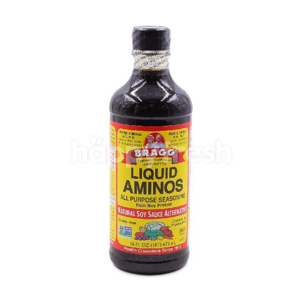 Product: Bragg Liquid Aminos Soy Sauce All Purposing Seasoning - Image 1