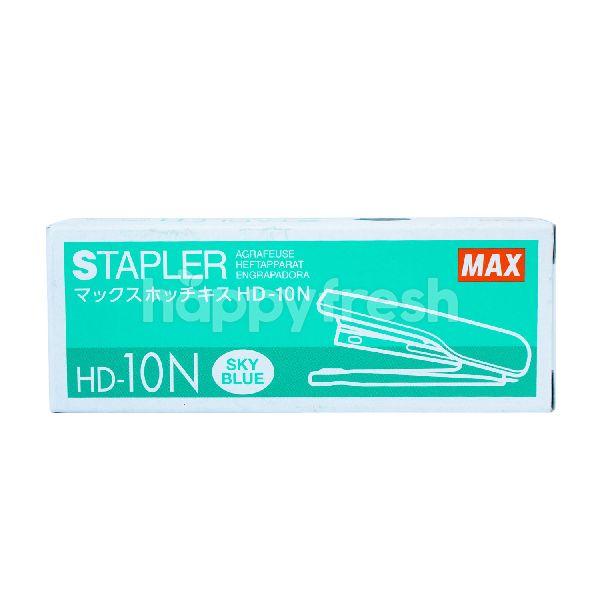 Product: Max Stapler HD-10N Sky Blue - Image 1