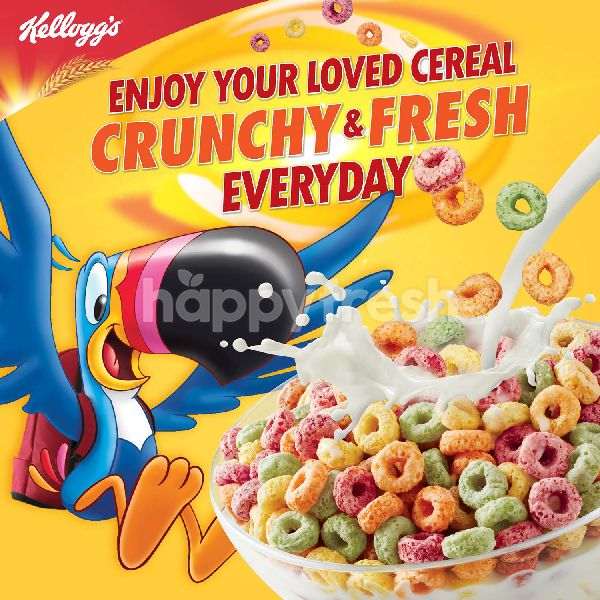 Product: Kellogg's Froot Loops Cereal - Image 2