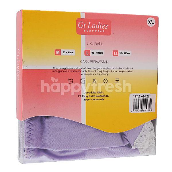 Product: GT Ladies Underpants Model GTLS-04 Size XL - Image 2