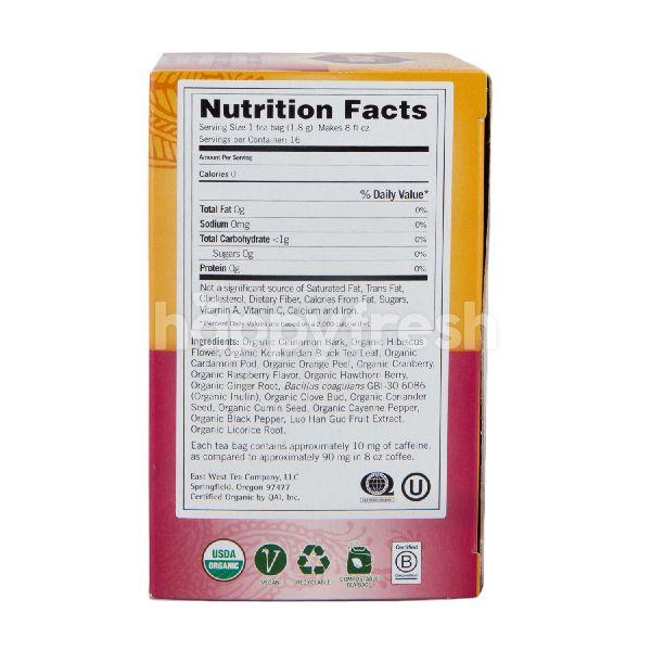 Product: Yogi Cranberry Spice Probiotic Balance Tea - Image 2
