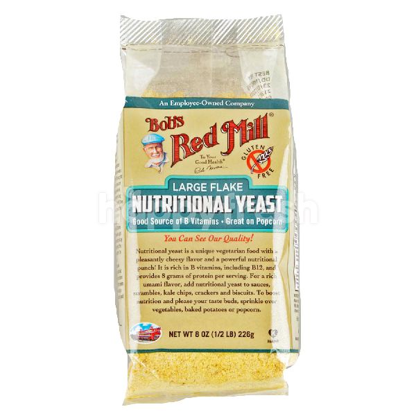 Product: Bob's Red Mill Large Flake Nutritional Yeast - Image 1