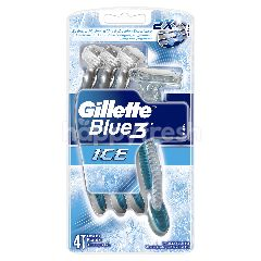 Gillette Blue 3 Ice Shaving Razor
