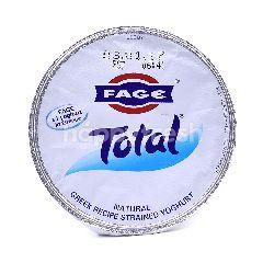Fage Total Natural Greek Recipe Strained Yoghurt