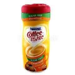 Coffee-Mate Hazelnut Sugar Free Coffee Creamer Powder