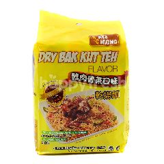 Kee Hiong Klang Dry Bak Kut Teh Flavoured Instant Noodles