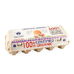 ฮิลไทรบ์ ออร์แกนิคส์ ไข่ไก่ ออร์แกนิก (10 ฟอง)