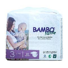 Bambo Nature Popok Bayi Ukuran 3