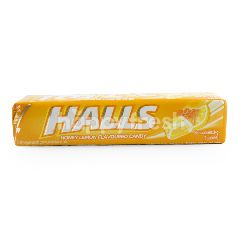 Halls Flavoured Candy
