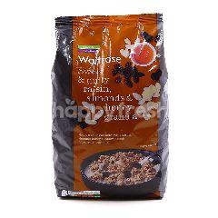 Waitrose Sweet & Nutty Raisin, Almonds And Honey Granola