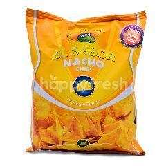 El Sabor Cheese Flavoured Nacho Chips