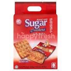 Cap Ping Pong Sugar Crackers