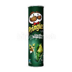 Pringles Keripik Kentang Rasa Garam & Rumput Laut