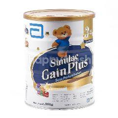 Similac Gain Plus 3 Susu Pertumbuhan Rasa Vanila (1-3 tahun)
