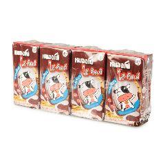 หนองโพ ไฮ-คิดส์ นมยูเอชที รสช็อกโกแลต 125 มล (แพ็ค 4)
