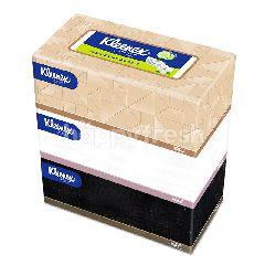 คลีเน็กซ์ กระดาษเช็ดหน้า บียู ผสานสารสกัดจากแตงกวา 150 แผ่น (3 กล่อง)
