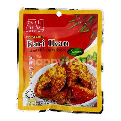 A1 Instant Fish Curry Sauce