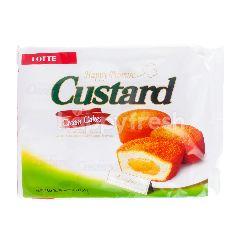 Lotte Happy Promise Custard