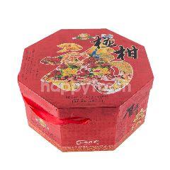 Jeruk Mandarin Ponkam Kotak Hadiah Oktagonal