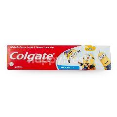 Colgate Minions Pasta Gigi Rasa Buah