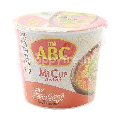 ABC Mi ABC Mie Kuah Instan Rasa Bakso Sapi