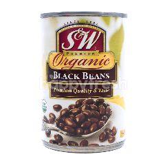 S&W Kacang Hitam Organik