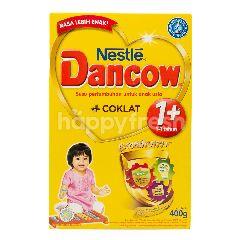 Dancow Excelnutri+ Susu Bubuk Rasa Cokelat 1+