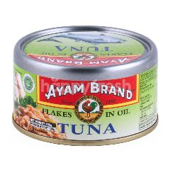 Ayam Brand Potongan Tuna dengan Minyak