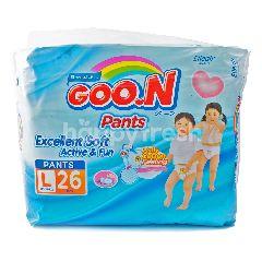Goo.N Popok Celana Bayi Ukuran L