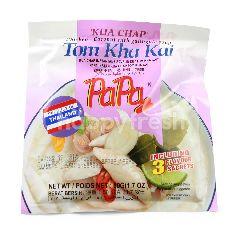Papa Kua Chap Tom Kha Kai