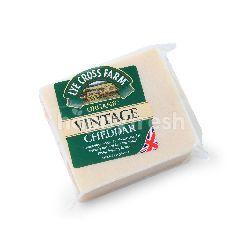 LYE CROSS FARM Organic Vintage Cheddar Block