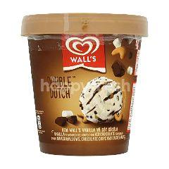 Wall's Selection Double Dutch Ice Cream