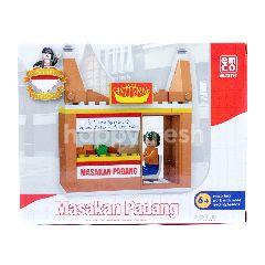 Emco Mainan Brix Aneka Masakan Padang Set