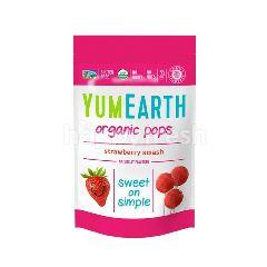 Yummy Earth Strawberry Pops