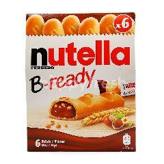 Ferrero Nutella B- Ready Chocolate Sticks (6 Pieces)