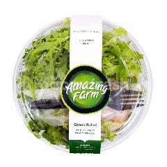 Amazing Farm Salat Hijau