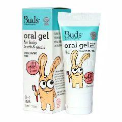 Buds Gel untuk Gusi dan Gigi Bayi Organik
