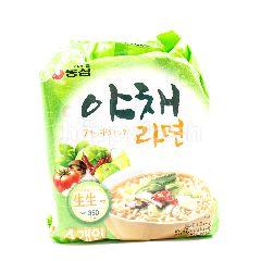 Nongshim Vegetable Ramen Instant Noodle