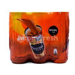 Nescafé Original Flavoured Tarik Milk Coffee Drink (6 Cans)