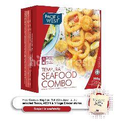 Pacific West Tempura Seafood Combo