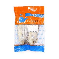 Superfish Dried Gelama Jeruk