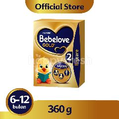Nutricia Bebelove Gold 2 Ezycare 6-12 Month Baby Milk Powder