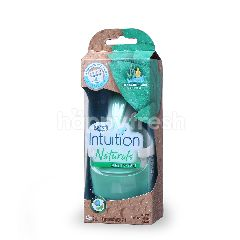 Schick Intuition Naturals Sensitive Care Razor for Men