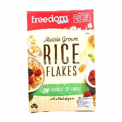 Freedom Foods Rice Flakes Cereal