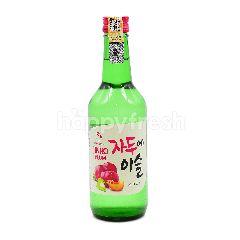 Geonbae Jinro Plum Wine