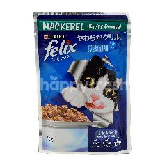 Purina Felix Mackerel - Wet Cat Food