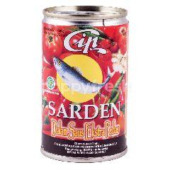 CIP Sarden Extra Pedas