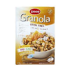 Emco Granola dengan Madu dan Kacang Hazel