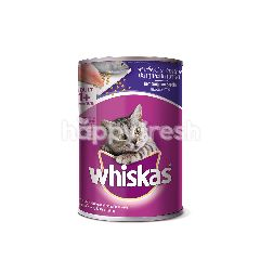 Whiskas Whole Mackerel + Sardine Cat Food