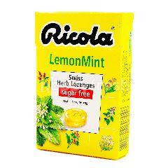 Ricola Permen Rasa Lemon Mint